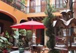 Hôtel Oaxaca - Hotel Boutique Parador San Miguel Oaxaca-2