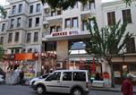 Hôtel Izmir - Merkez Otel-1