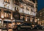 Hôtel Byker - County Hotel Newcastle-1