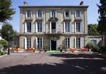Hôtel Bon-Encontre - Hôtel Château des Jacobins-1