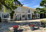 Location vacances Caderousse - Appt 2 pieces dans Mas provençal-1