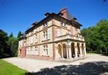Hôtel Périers-en-Auge - Château de la Bribourdière-1