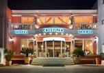 Hôtel Loutraki - Hotel Cristina Maris-2