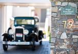 Hôtel Taupo - Baycrest Lodge-1