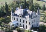 Hôtel Saint-Caprais-de-Bordeaux - Chateau Camiac-1
