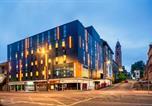 Hôtel Glasgow - Easyhotel Glasgow City-1