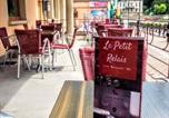 Hôtel Saint-Hippolyte - Le Petit Relais-1