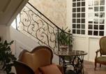Hôtel Mont-de-Marsan - La Terrasse de la Grand'Rue - chambre d'hôtes --2