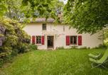 Location vacances Limoges - Comfortable Cottage in Champsac near Forest-1