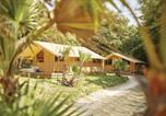 Camping avec Piscine couverte / chauffée Sournia - Camping Les Albères-2