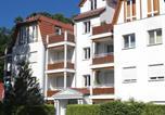Location vacances Bad Saarow - Ferienwohnung Katja in der Villa Seeblick-3