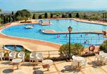 Camping avec Site nature Espagne - Camping Castell Montgri-1