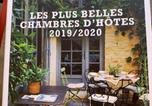 Hôtel Les Halles - L'orangerie de Châtel - Selection Figaro Magazine 2019-3