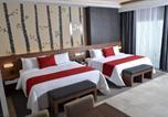 Hôtel Puebla - Hotel 5 de Mayo-3