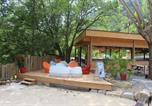 Camping avec Site nature Bédoin - Camping les Castors-3
