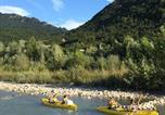 Camping avec Hébergements insolites Drôme - Camping Les Chapelains-3