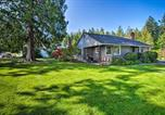 Location vacances Sequim - Waterfront Home - Easy Access to Olympic Peninsula-1