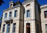 Hôtel Peyrière - Chateau de L'Allee-1