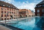 Hôtel Copenhague - Villa Copenhagen-4
