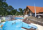 Camping avec Ambiance club Gironde - Domaine de Soulac-1