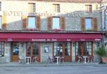 Hôtel Epinouze - Hotel du parc-4