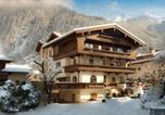 Hôtel Mayrhofen - Hotel Garni Villa Knauer-1