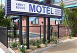 Hôtel Goomeri - Blue Shades Motel-1