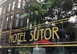 Hôtel Oosterhout - Hotel Sutor-4
