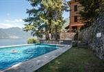 Location vacances Laglio - Cozy apartment, park and pool overlooking the lake! 15 km to Bellagio, 15 km to Como!-3