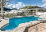 Location vacances El Castell de Guadalest - Five-Bedroom Holiday Home in Callosa d'En Sarria-4