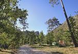 Camping avec WIFI Alpes-de-Haute-Provence - Huttopia Gorges du Verdon-2