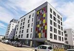 Hôtel 4 étoiles Saint-Clair - Q7 Lodge Lyon 7-1