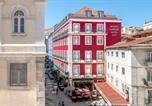 Hôtel Lisboa - Rossio Garden Hotel