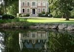 Hôtel Noyers-sur-Cher - Maison d'hôtes Le Manoir de Contres