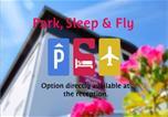 Location vacances Nivelles - Best Western Plus Aero 44 Charleroi Airport-3