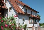 Location vacances Kappel-Grafenhausen - Odas Feriendomizil-1