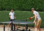 Camping avec WIFI Bellême - Camping Les Tournesols-4
