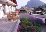 Hôtel Menthon-Saint-Bernard - Hotel Golf et Montagne-2
