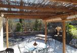 Location vacances Sigoyer - L'eden d'ètè au Mazier des 3ifs piscine de 11 par 4m chauffée-3