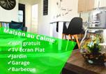 Location vacances Saint-Hilaire-Taurieux - Wifi Clim Garage Jardin Bbq Cosy House-1