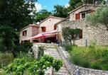 Location vacances Plaisians - Fontaine Nouvelle maison de charme Drôme Provençale, 10 personnes avec piscine-1