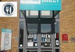 Hôtel Centre - Kyriad Direct Dreux-1