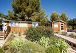 Camping avec Quartiers VIP / Premium Sausset-les-Pins - Homair - La Baie des Anges-2