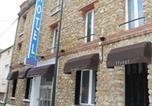 Hôtel Hauts-de-Seine - Hôtel Patio Brancion-1