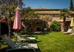 Location vacances Joyeuse - Chambres d'Hôtes et Gîtes Le Mas Bleu & Spa Resort-2