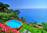 Location vacances Conca dei Marini - Conca dei Marini Villa Sleeps 10 Pool Air Con Wifi-1