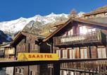 Location vacances Saas-Fee - Britannia - Apartment Patagonia-2