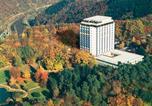 Hôtel Le château de Marksburg - Wyndham Garden Lahnstein Koblenz