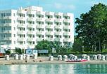 Hôtel Ratekau - Hotel Bellevue-1