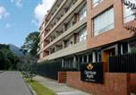 Hôtel Bogotá - Hotel Faranda Collection Bogotá-1
